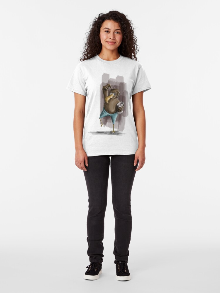 Alternate view of Confused bird - tee Classic T-Shirt