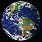 Planet Earth by randomdumping