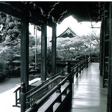 Kyoto, Eikan-do Zenrin-ji Temple (永観堂禅林寺). Japan by IgorPozdnyakov