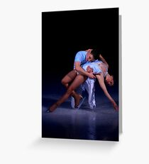 Christmas On Ice ~ Part Two Greeting Card