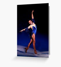Christmas On Ice ~ Part Three Greeting Card