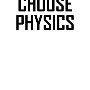 Choose Physics by the-elements