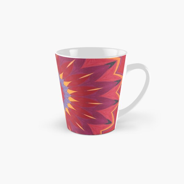 Melon and Fruit Juice Mix Fall Into Winter Design of Green Bee Mee Tall Mug