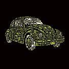 Classic VW Bug by wearitout