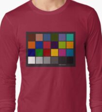 Color Checker Chart T-Shirt
