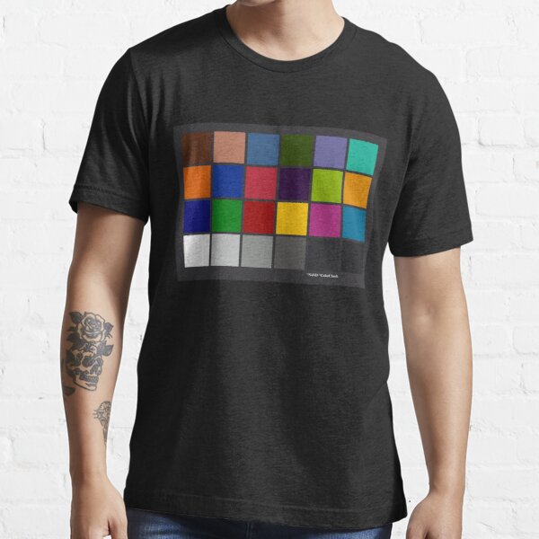 Color Checker Chart Essential T-Shirt