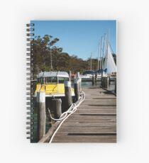 Lakes Entrance, VIC, Australia Spiral Notebook