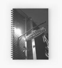 George Street Beer Market Spiral Notebook