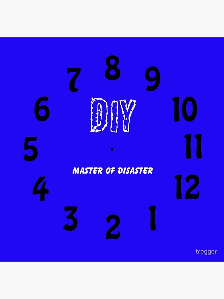 DIY Master of Disaster Uhr von tregger