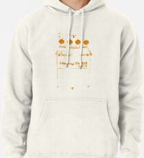 Chainsaw Guitar Pedal (Boss HM-2) Pullover Hoodie