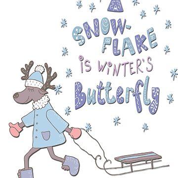 Funny christmas cartoons winter cartoons funny deer by ACoetzer