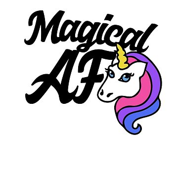 Magical AF by Boogiemonst