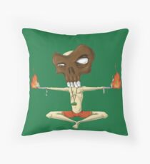 mastery is also extremely 2 - tee Throw Pillow