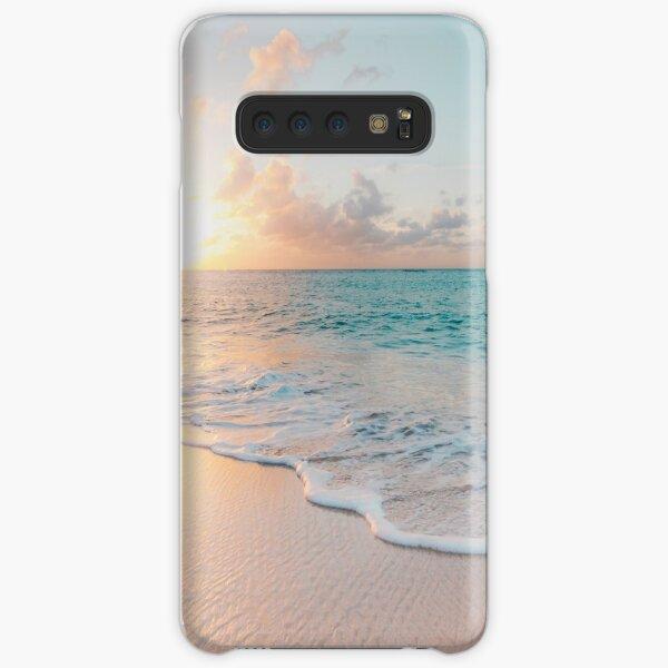Tropical Clear Ocean  Samsung Galaxy Snap Case