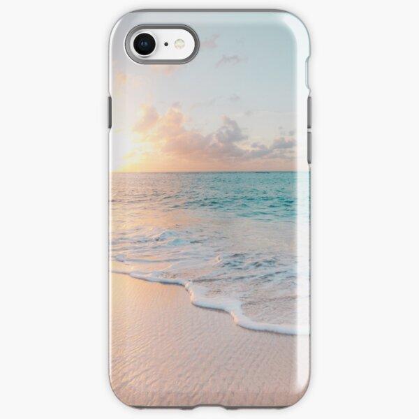 Tropical Clear Ocean  iPhone Tough Case
