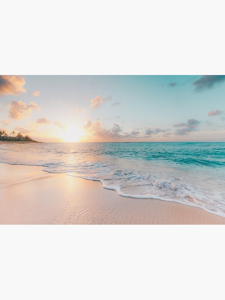 Tropical Clear Ocean  by newburyboutique