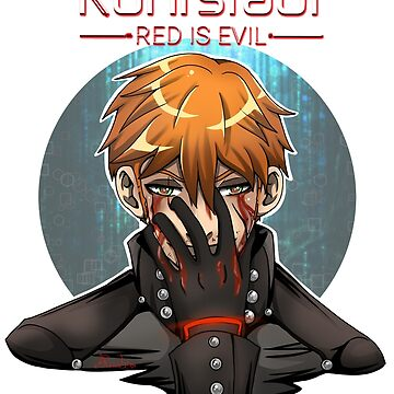 Ruhrstadt / RED IS EVIL Webcomic Motiv von StiftgemachtTV