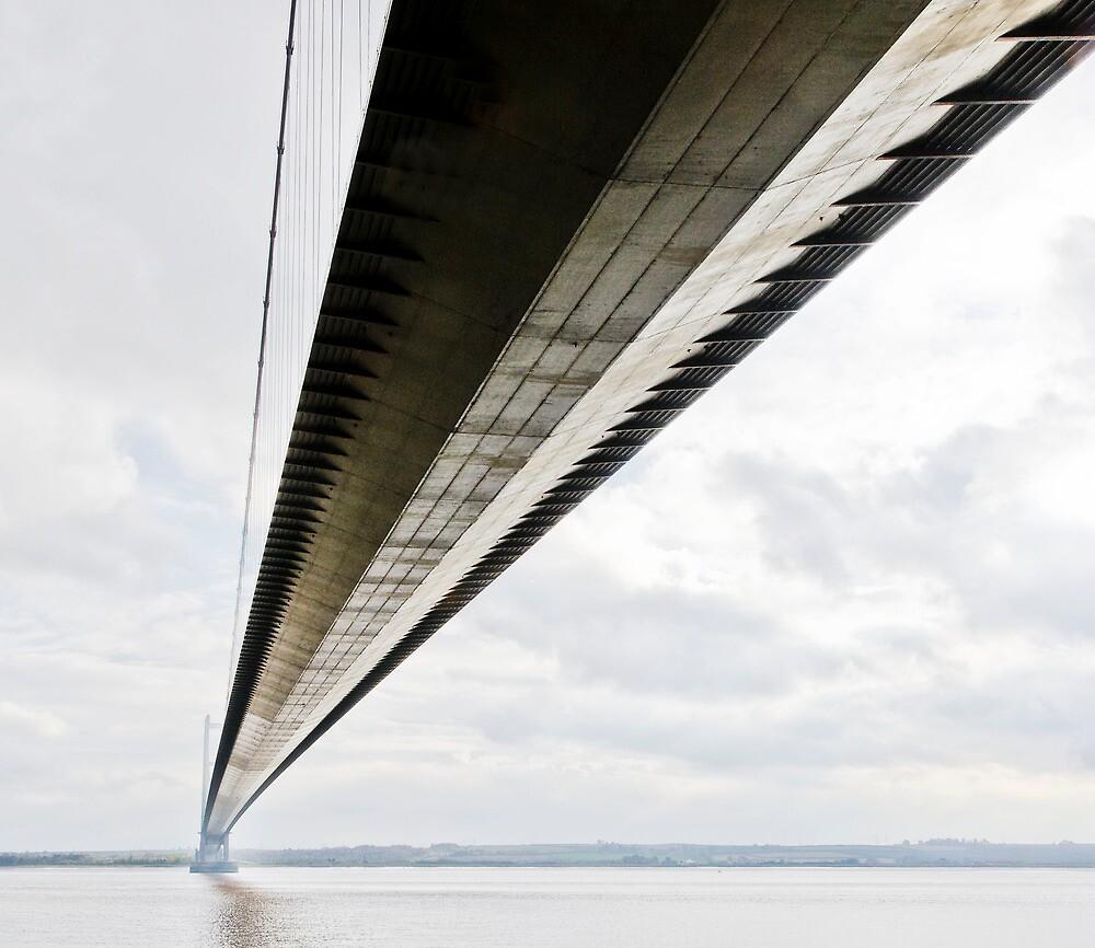 Humber Bridge by Derek Green