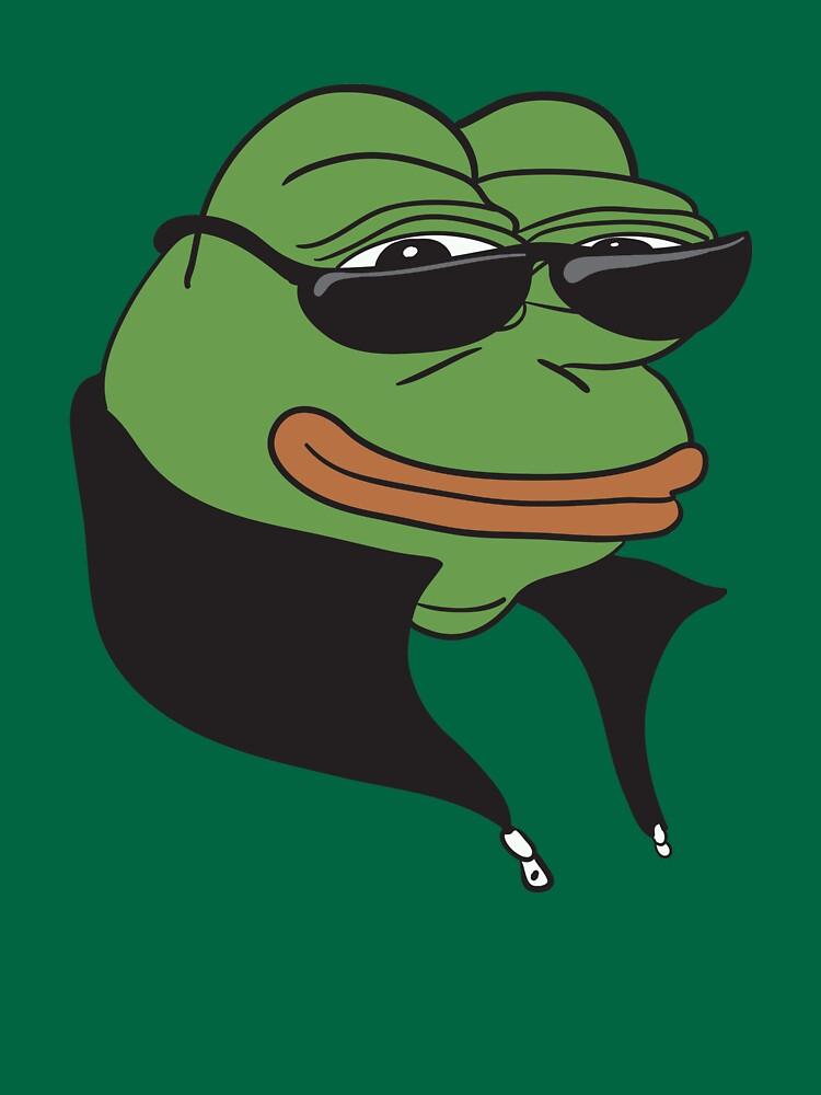 Cool Pepe t-shirt - Pepe the Frog | Unisex T-Shirt