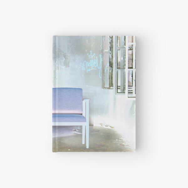 The Waiting Room Hardcover Journal