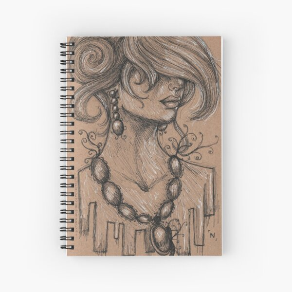 Expensive Spiral Notebook