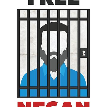 Free Negan - The Walking Dead by cpt-2013