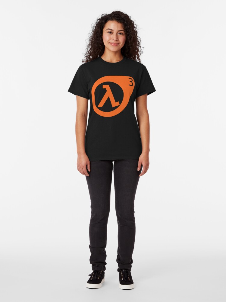 Alternate view of Half Life 3 Confirmed Classic T-Shirt