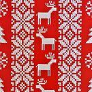 Christmas Cross Stitch by FrankieCat