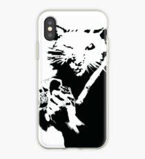 Banksy street style 4 iPhone Case