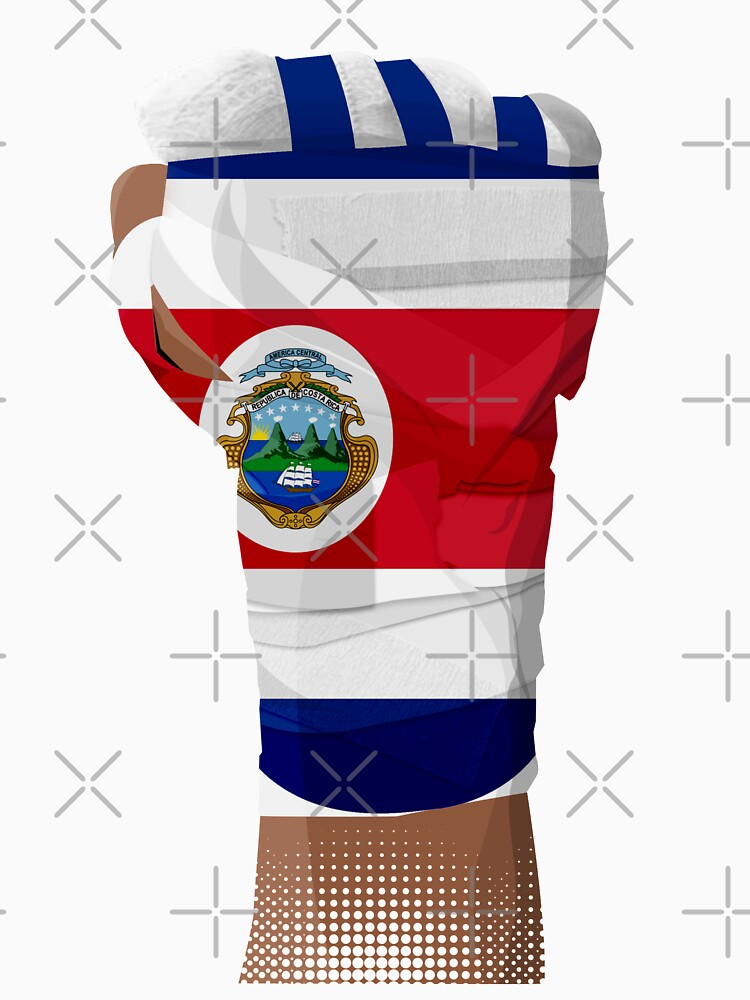 COSTA RICA FIGHTING PRIDE  by cinimodfx