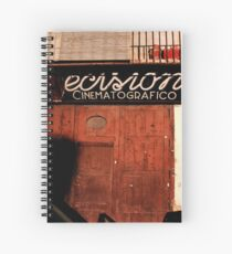 Cinema Paradiso Spiral Notebook