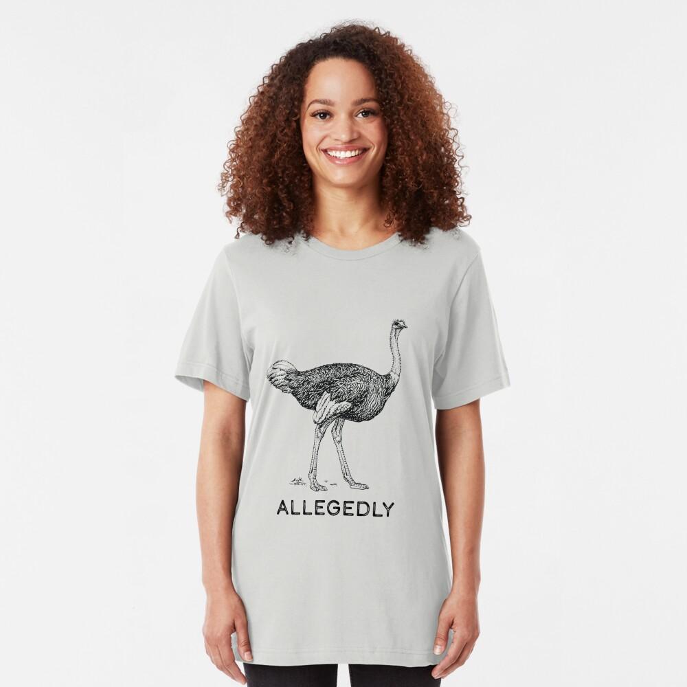 Allegedly Slim Fit T-Shirt