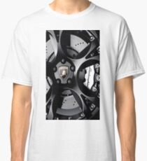 Lamborghini-wheels logo Classic T-Shirt