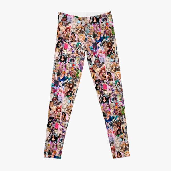 RuPaul Queen Leggings
