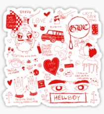 LiL PEEP  Sticker