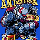 Ant Bran by harebrained