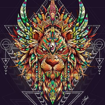 Lion of dreams  by jmlfreeman