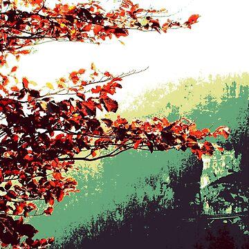 Herbst im Tal von RanitasArt