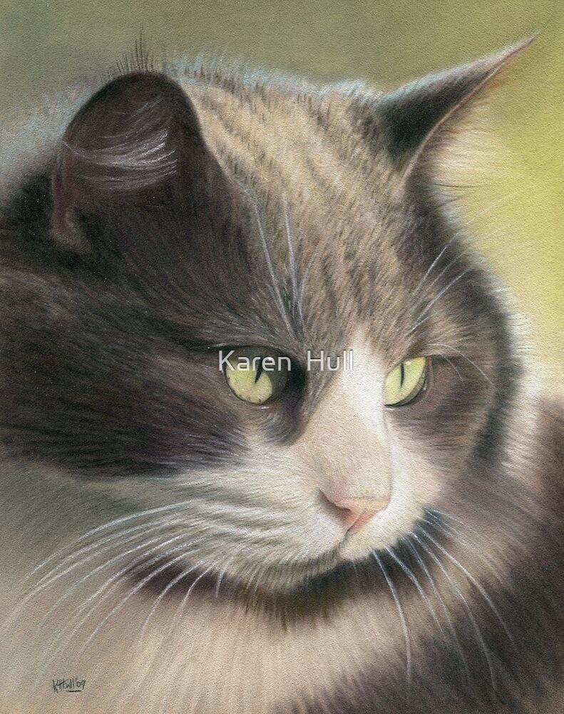 Little Cat by Karen  Hull