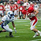 Run! - Marist College Football by rjhphoto