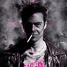 Who is Tyler Durden ? by p1xer
