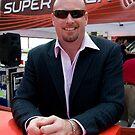 Trent Dilfer- Quarterback & Sportscaster by rjhphoto