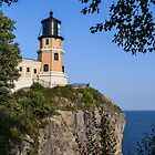 Split Rock Lighthouse #5 by Rachael Martin