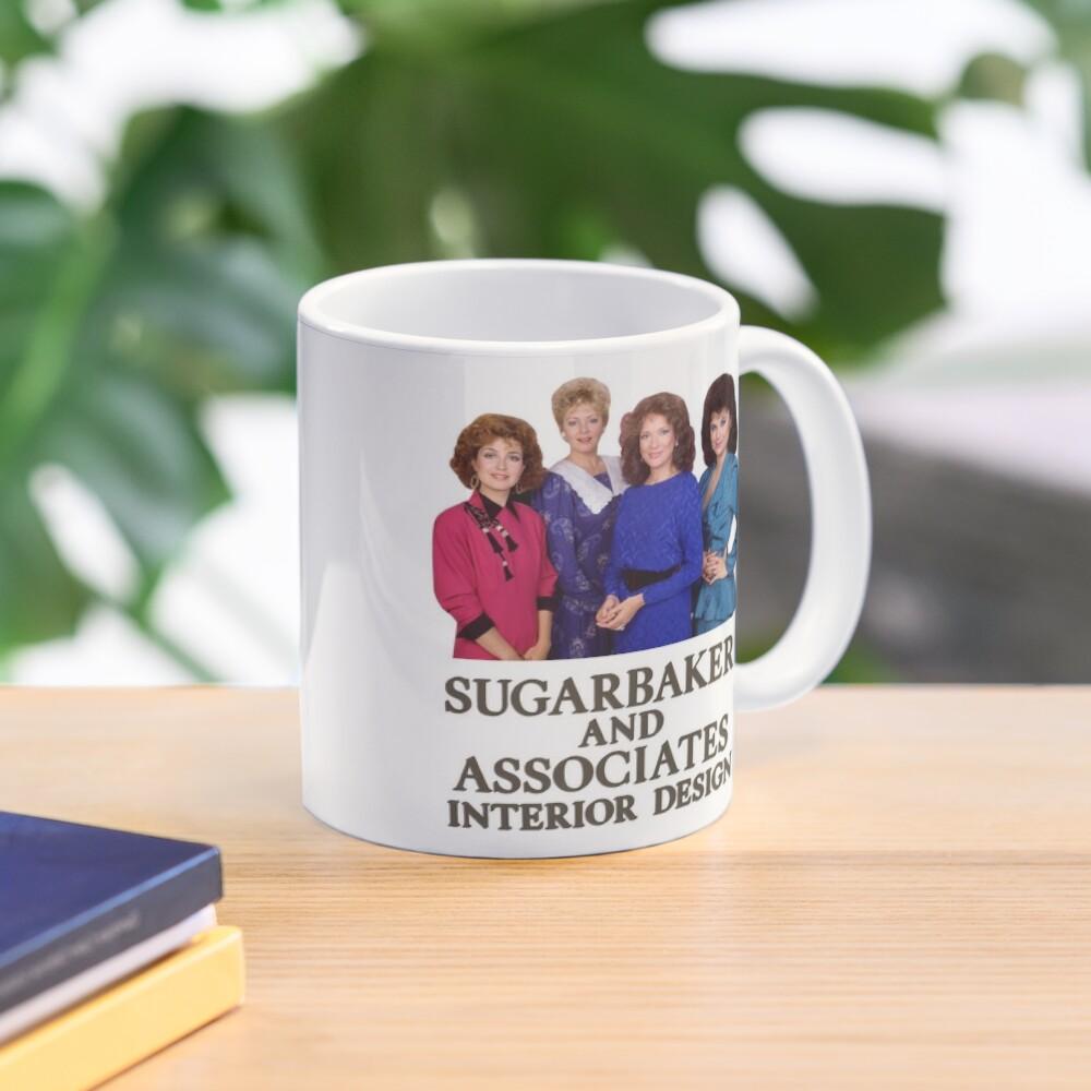 designing women Mug