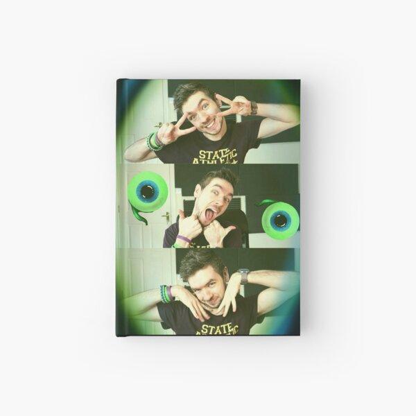 Jacksepticeye! Hardcover Journal