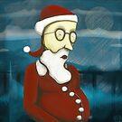 Santa's Holiday Cheer by organicarts