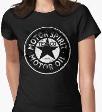 Camiseta entallada Anuncio de Texaco vintage