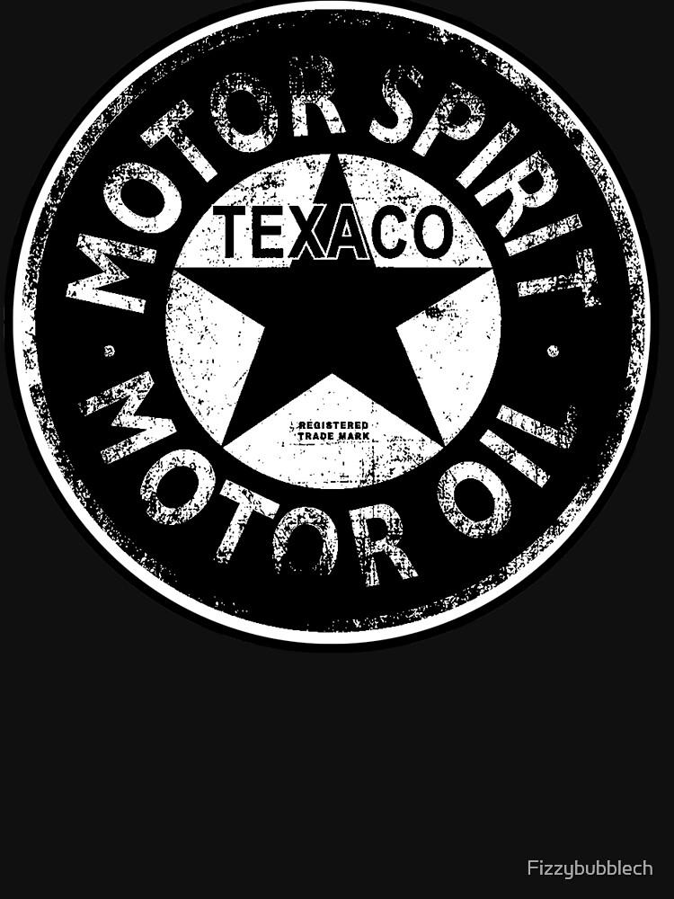 Vintage Texaco advert by Fizzybubblech