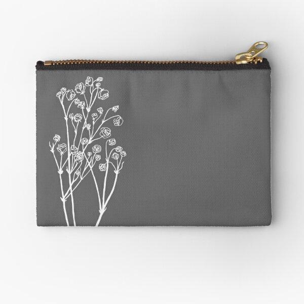Dainty Flowers Zipper Pouch