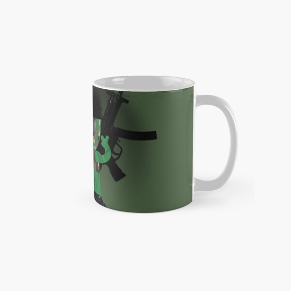 Phill - The Little Soldier of the Special Forces Classic Mug